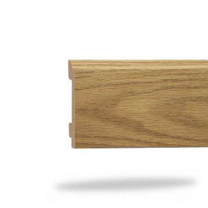Len chân tường nhựa Hàn Quốc cao 9.5cm SB801-11