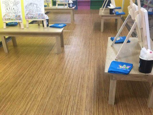 Sàn nhựa cao cấp Hàn Quốc LG Hausys 2787 chính hãng