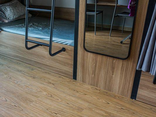 Sàn nhựa cao cấp Hàn Quốc LG Hausys 2610 chính hãng