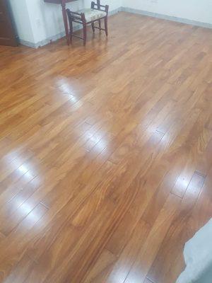 Sàn gỗ Gõ đỏ Phi