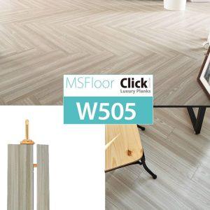 Sàn nhựa bóc dán dày 1.8mm MSFloor W505