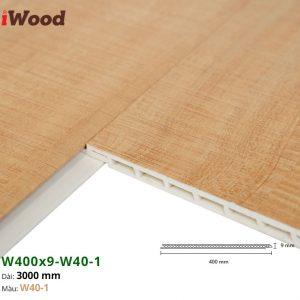 Tấm ốp tường trần iWood W40-1