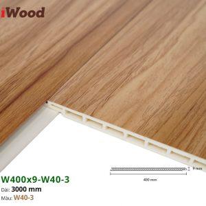Tấm ốp tường trần iWood W40-3