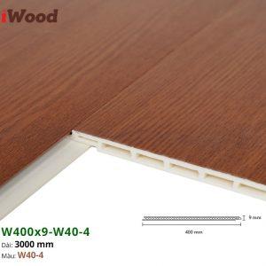 Tấm ốp tường trần iWood W40-4