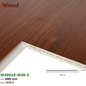 Tấm ốp tường trần iWood W40-5